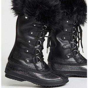 Sorel Joan Of Artic Lux Boots - Black